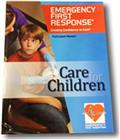 PADI Emergency First Response EFR Care for Children Participant Manual